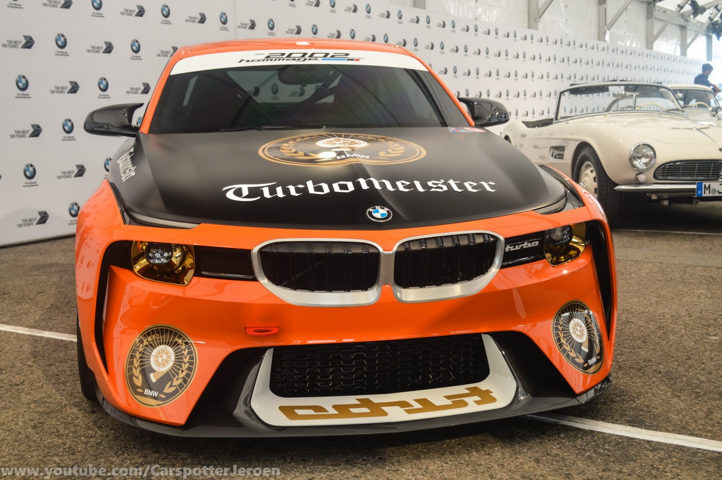 "Ngắm BMW 2002 Hommage Turbomeister Concept ""cánh cam"" tại Pebble Beach - 3"