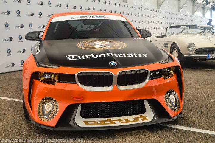 "Ngắm BMW 2002 Hommage Turbomeister Concept ""cánh cam"" tại Pebble Beach - 3"
