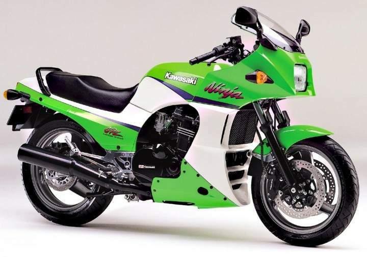 Ninja 900R mẫu xe huyền hoại của Kawasaki - 1