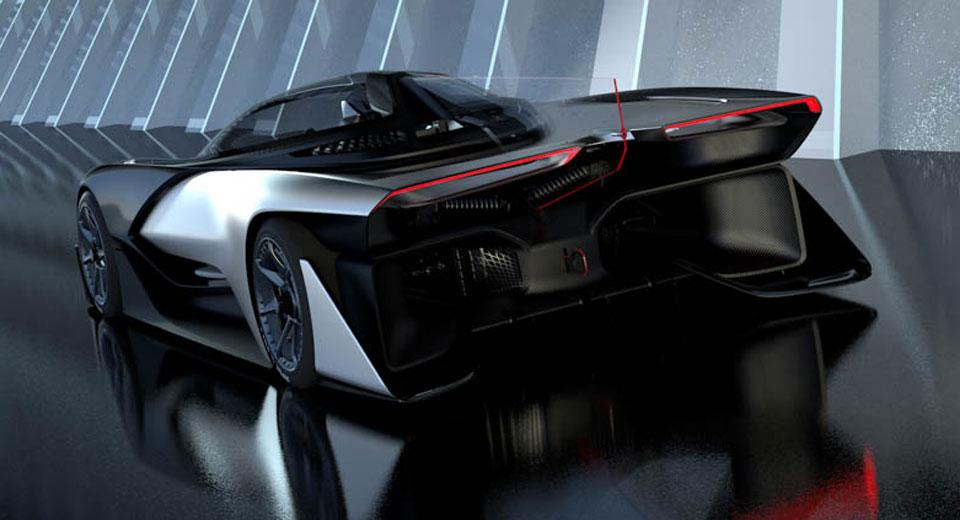 """Faraday Future tiếp tục """"thu nạp"""" nhà nghiên cứu xe của Apple - 1"""