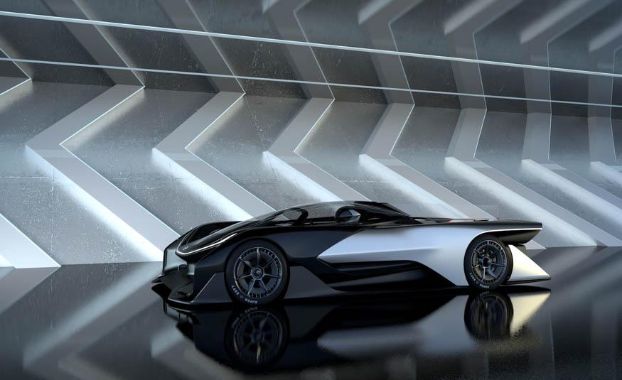 """Faraday Future tiếp tục """"thu nạp"""" nhà nghiên cứu xe của Apple - 2"""