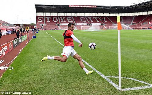 Chi tiết Stoke - Man City: Dập tắt hi vọng (KT) - 12