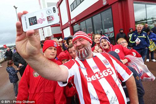 Chi tiết Stoke - Man City: Dập tắt hi vọng (KT) - 14