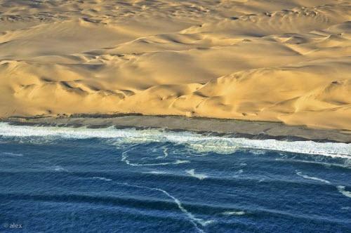 """Nơi sa mạc Namib """"hẹn hò"""" với đại dương - 2"""