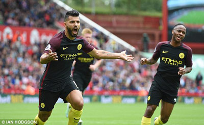 Chi tiết Stoke - Man City: Dập tắt hi vọng (KT) - 4