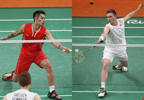 Lin Dan - Axelsen: Sức trẻ thắng thế (tranh HCĐ cầu lông Olympic) - 1