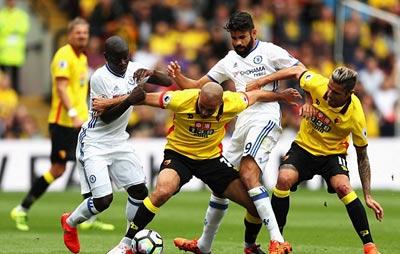 Chi tiết Watford - Chelsea: Vỡ òa cảm xúc (KT) - 3
