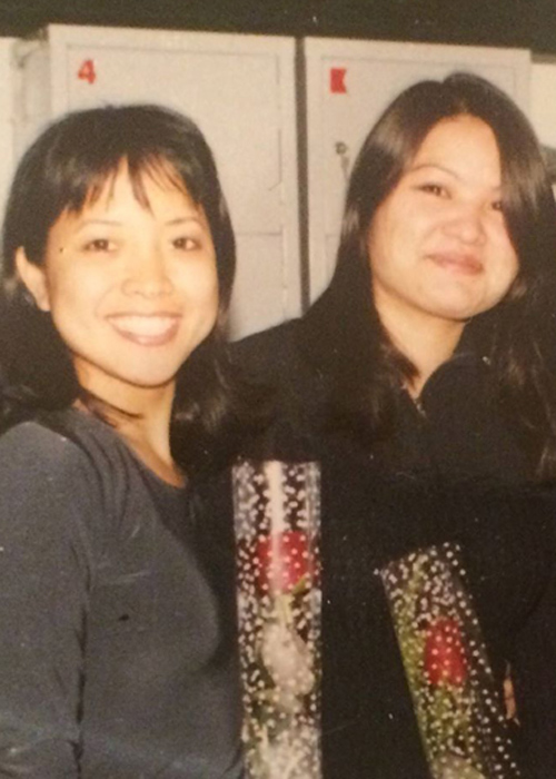 Tiết lộ hình ảnh 20 năm trước của MC Thảo Vân - 1