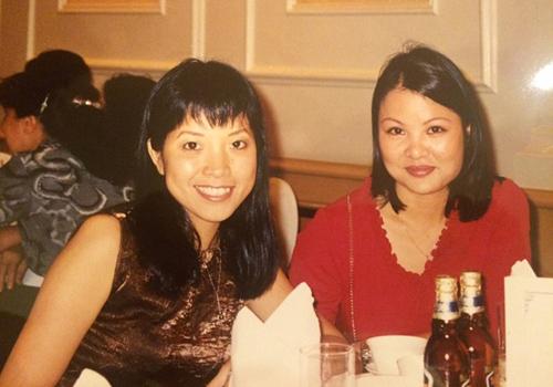 Tiết lộ hình ảnh 20 năm trước của MC Thảo Vân - 2