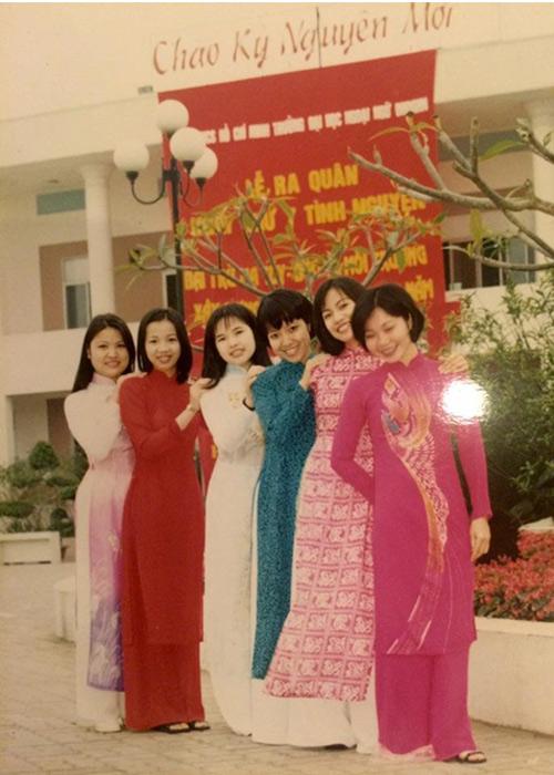 Tiết lộ hình ảnh 20 năm trước của MC Thảo Vân - 4