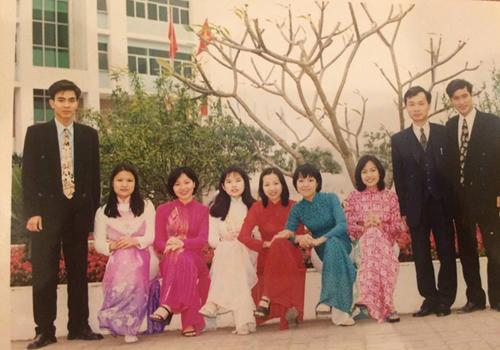 Tiết lộ hình ảnh 20 năm trước của MC Thảo Vân - 3