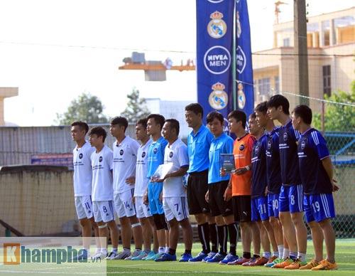 """Bóng đá """"phủi"""" Sài Gòn so tài nảy lửa săn vé đến Real Madrid - 7"""