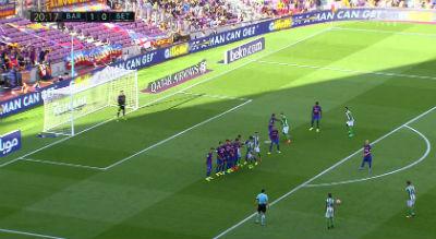 Chi tiết Barca - Betis: Chủ nhà chưa thỏa mãn (KT) - 3
