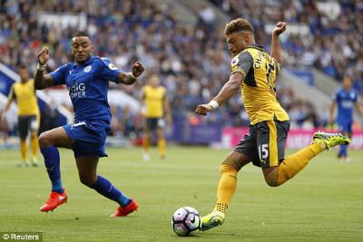 """Chi tiết Leicester City - Arsenal: """"Bộ mặt"""" đáng thất vọng (KT) - 4"""