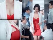 Đặc quyền bất ngờ của gái xinh mặc sexy trong thang máy