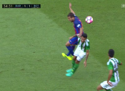 Chi tiết Barca - Betis: Chủ nhà chưa thỏa mãn (KT) - 4