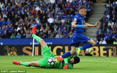 """Chi tiết Leicester City - Arsenal: """"Bộ mặt"""" đáng thất vọng (KT) - 5"""