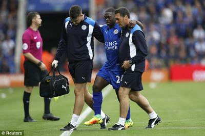 """Chi tiết Leicester City - Arsenal: """"Bộ mặt"""" đáng thất vọng (KT) - 6"""
