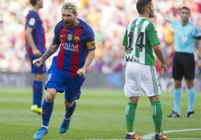 Chi tiết Barca - Betis: Chủ nhà chưa thỏa mãn (KT) - 5