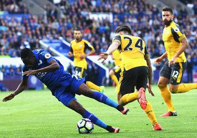 """Chi tiết Leicester City - Arsenal: """"Bộ mặt"""" đáng thất vọng (KT) - 7"""