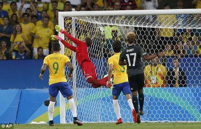"""Chi tiết Brazil – Đức: """"Đấu súng"""" lấy Vàng (KT) - 4"""