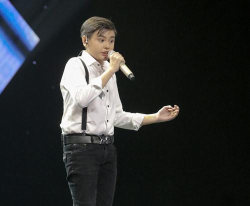 """Cậu bé nghèo hát dân ca khiến The Voice Kids """"phát cuồng"""" - 7"""