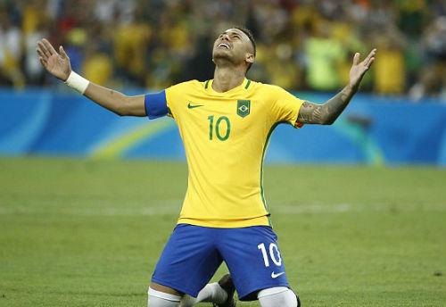 Brazil - Đức: Nghẹt thở đoạt huy chương vàng - 1