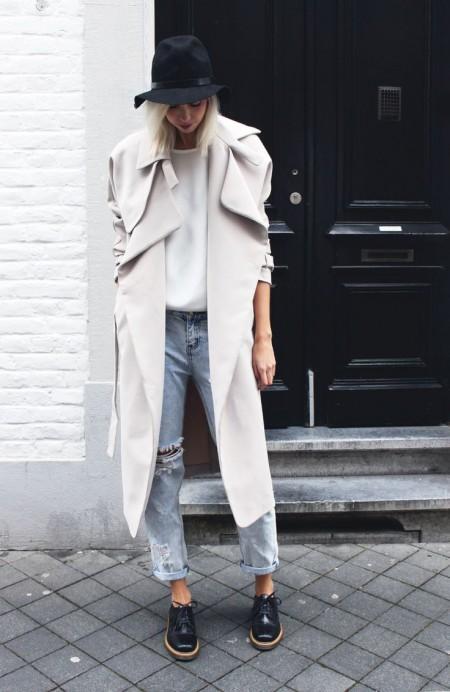 Những mẫu áo khoác chàng nên tặng nàng mùa thu này - 5
