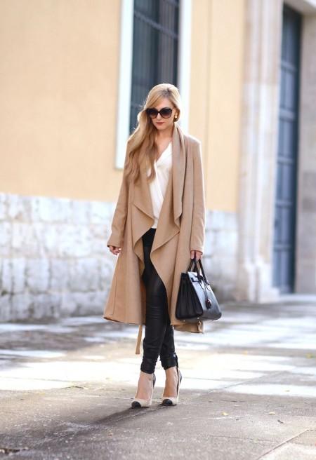 Những mẫu áo khoác chàng nên tặng nàng mùa thu này - 7