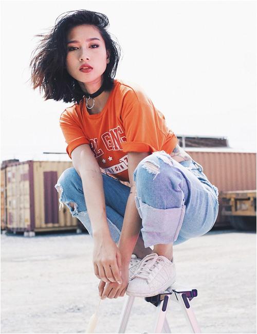 Hotgirl Việt và 4 cách biến hóa cá tính với tóc ngắn - 1