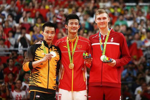 Đệ nhất cầu lông Lee Chong Wei: Nỗi tủi hờn Vua về nhì - 1