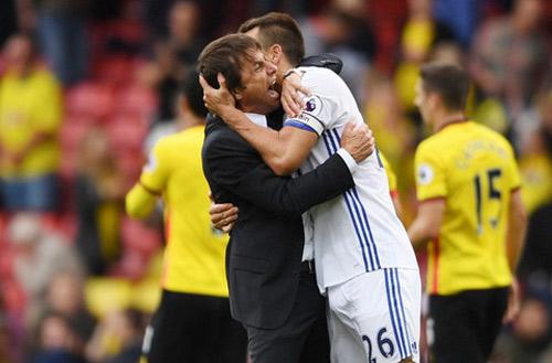 """Conte gọi Chelsea là """"gia đình"""", hứa mua thêm trung vệ - 1"""