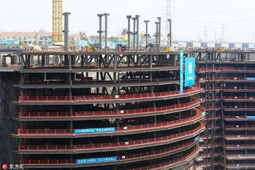 Khách sạn nửa tỷ USD dưới hố sâu 100m ở Trung Quốc - 3