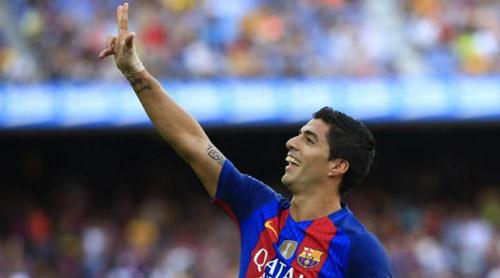 """Kẻ hủy diệt"" Suarez: Ghi 1 bàn/trận trong 82 trận - 1"