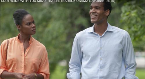 Bộ phim hé lộ cuộc tình của vợ chồng tổng thống Obama - 1