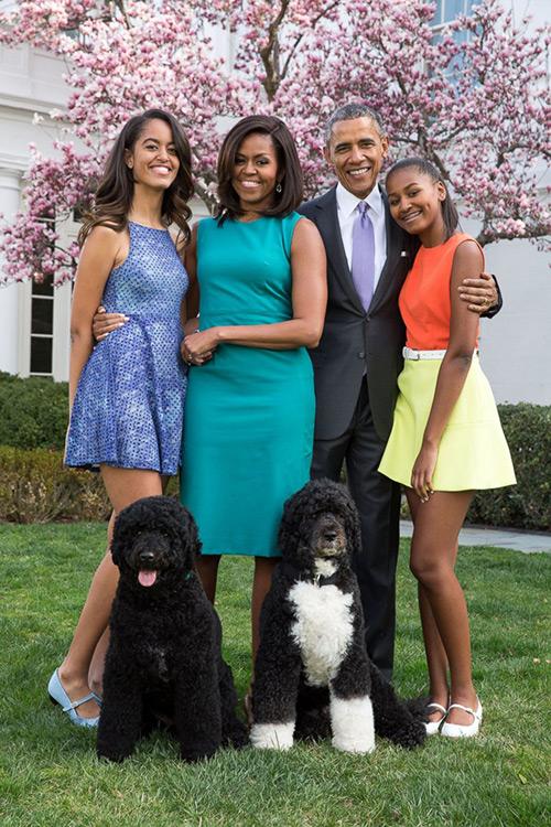 Bộ phim hé lộ cuộc tình của vợ chồng tổng thống Obama - 2