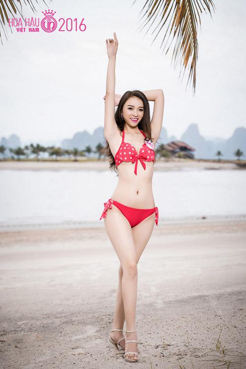 Nét đẹp xuân thì của 3 cô gái vừa bỏ thi Hoa hậu VN - 2