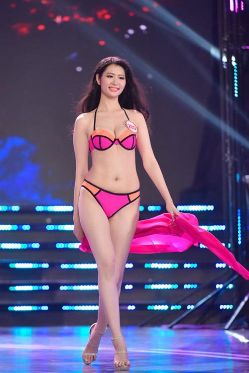 Nét đẹp xuân thì của 3 cô gái vừa bỏ thi Hoa hậu VN - 7