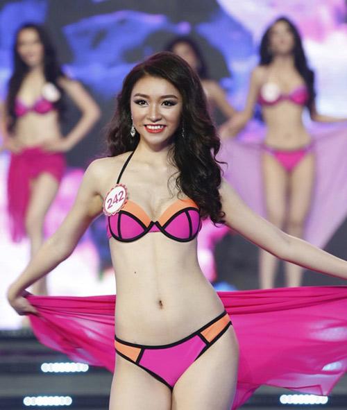 Nét đẹp xuân thì của 3 cô gái vừa bỏ thi Hoa hậu VN - 4