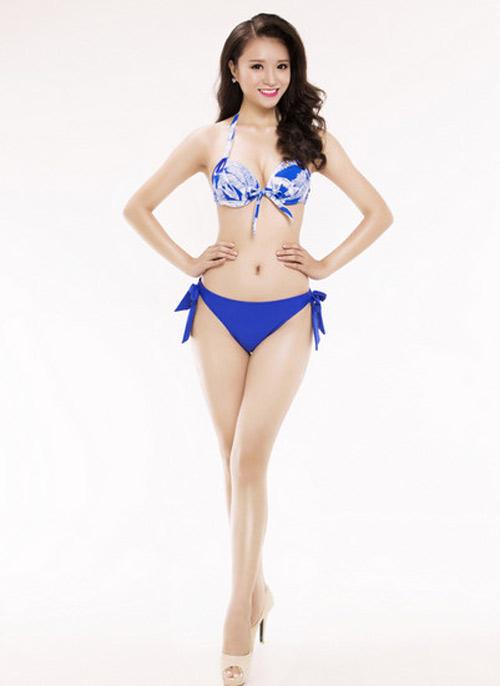 Nét đẹp xuân thì của 3 cô gái vừa bỏ thi Hoa hậu VN - 6