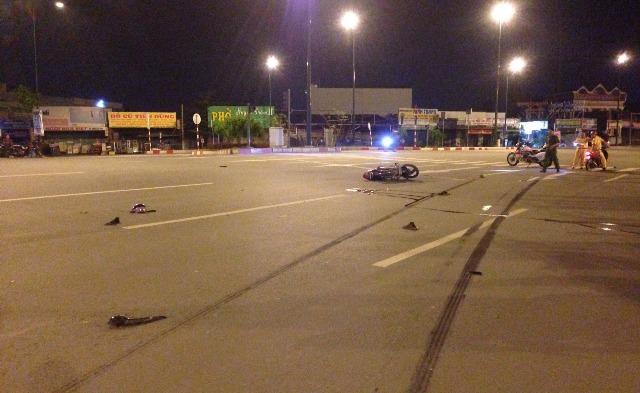 Tai nạn lúc 0 giờ, 2 thanh niên thương vong - 2