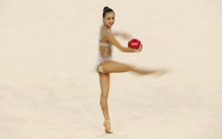 Thẫn thờ xem VĐV xinh như Hoa hậu tranh tài Olympic - 7