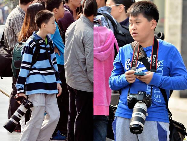 Lớp đào tạo trẻ em thành lãnh đạo ở Trung Quốc - 3