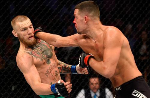 McGregor - Diaz: 5 hiệp đấu căng thẳng (UFC 202) - 2