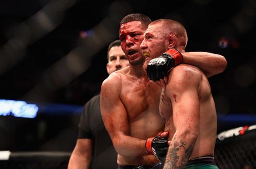 McGregor - Diaz: 5 hiệp đấu căng thẳng (UFC 202) - 3