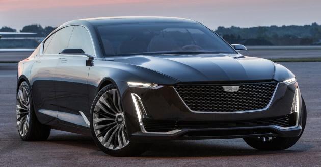 Cadillac Escala Concept siêu sang lộ diện - 1