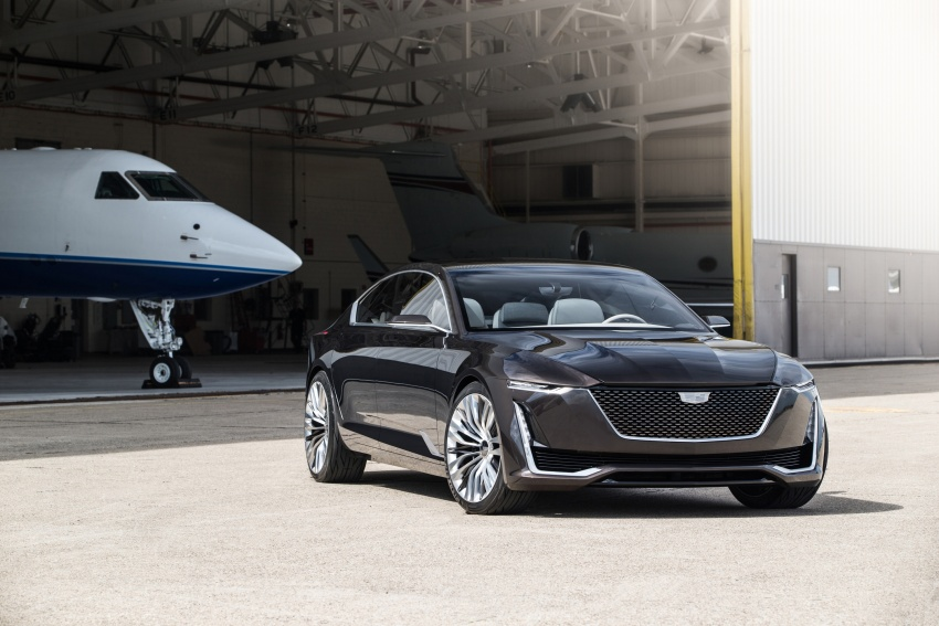 Cadillac Escala Concept siêu sang lộ diện - 5