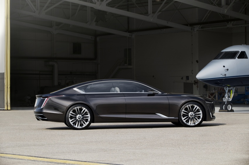 Cadillac Escala Concept siêu sang lộ diện - 4