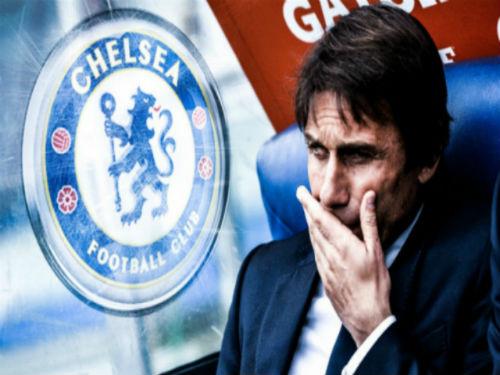 """Conte: """"Gã mafia"""" trên đường pitch của Chelsea - 1"""