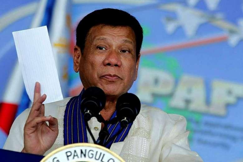 """Tổng thống Philippines dọa rời LHQ, gọi là """"lũ ăn hại"""" - 1"""